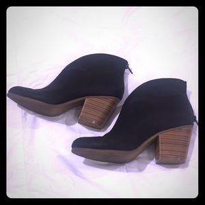 Aerosoles Black Booties